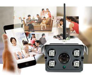 Уличная Wi-Fi камера - 2990 руб.