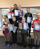 участники соревнований в Коврове