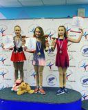 Евгения Иванова -победитель соревнований