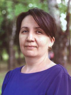 Садыгова Лариса Владимировна