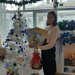 Подарки для детей от Каспийского трубопроводного консорциума