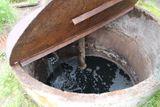 Sewage water treatment plant (SWTP) in Vidlitsa