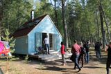Дом Saunala
