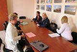 Встреча в Администрации г. Олонец