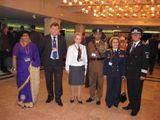 Фото с полицейскими разных стран