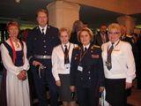 Встреча с полицескими Финляндии