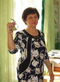 Борисова Анна Клавдиевна
