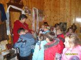 Нижнеозернинские школьники посетили краеведческий музей