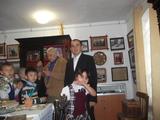 Второклассники Кардаиловской школы начинают изучать прошлое родного края с посещения Кардаиловского краеведческого музей, созданного  В.Г. Бешенцевым.