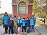 Затонновские ребята совершили экскурсию к часовне «Памяти славных предков»