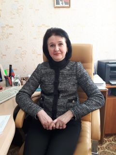 Яшкова Галина Федоровна