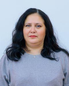 Захарова Юлия Вячеславовна