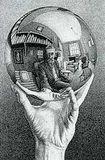 Отражение в шаре
