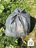 Это последний мешок мусора.