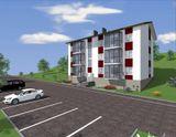 3-этажный 14-квартирный жилой дом
