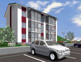 3-этажный 12-квартирный жилой дом