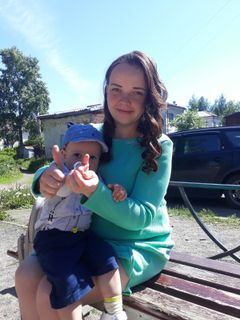 Федотова Любовь Викторовна (отпуск по уходу за ребенком до 1,5 лет)