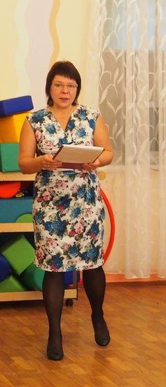 Мухина Елена Леонидовна