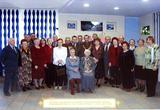 Встреча с ветеранами ВОВ в 2005 году