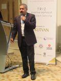 Тито Кишан Вемури, ТРИЗ специалист, основатель генеральный директор PROINN Consultancy, основатель председатель Ассоциации ТРИЗ и технических инноваций (ATTI) (Индия)