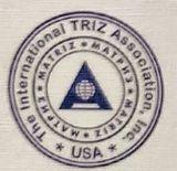Печать MATRIZ (USA). Взято из открытых источников в Интернет.