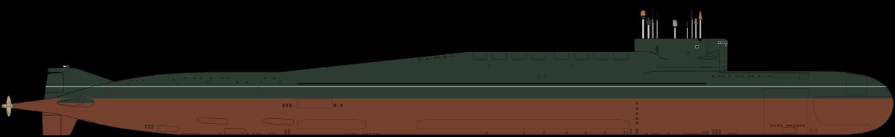 Delta IV class SSBN.svg
