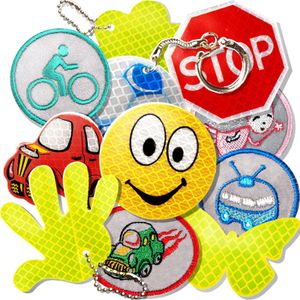 Будьте заметнее, соблюдайте правила дорожного движения!