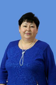 Рандымова Лидия Ивановна