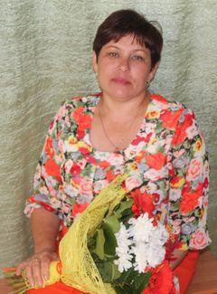 Ларионова Наталья Владимировна