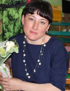 Быстролетова Валентина Витальевна