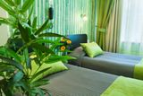 """Comfort Room """"Green"""""""