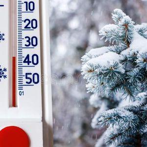 Посещение школы в период сильных морозов