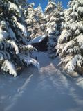 White Road — Karelian Winter