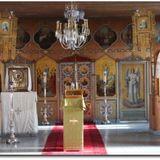 зимняя церковь на Новом Валаам
