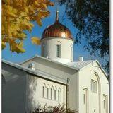 Главная церковь на Новом Валааме