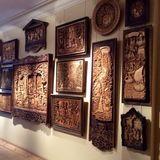 Музей резчика по дереву Кронида Гоголева