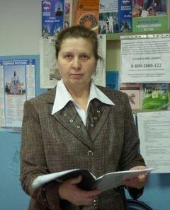 Качан Римма Александровна