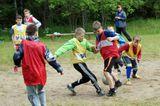 Футбол, игра, спортсмены!