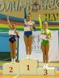 Бронзовая медалистка Дарья Трубчик!