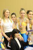 Тренеры по фитнэс-аэробике: Заслуженный тренер Карелии и её надёжный помощник