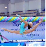 Мастер спорта России Мария Гладкова