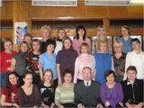 Тренеры и концертмейстеры дошкольного отделения