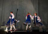 Учащиеся хореографического отделения, рук. Панкова И.О.