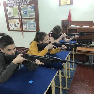 III этап XI областного смотра-конкурса кадетских классов