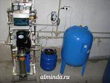 Комплексный монтаж системы очистки воды для нужд базы отдыха в Карелии