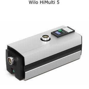 Впервые Карелии осуществлен монтаж насоса премиум-класса Wilo-HiMulti 5, предназначенного для водоснабжения.
