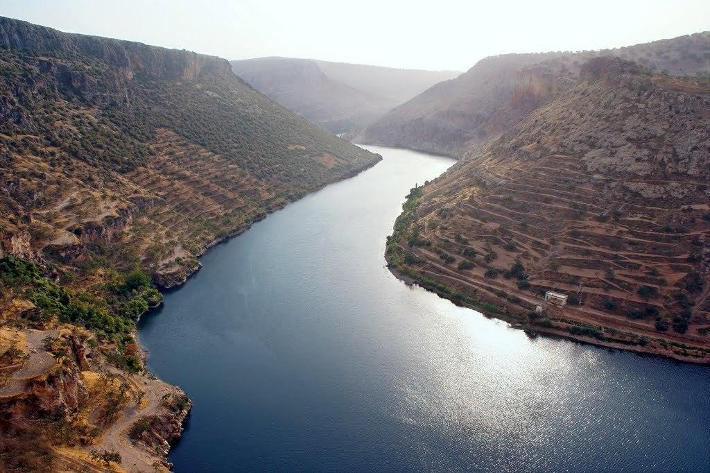 река Ефрат