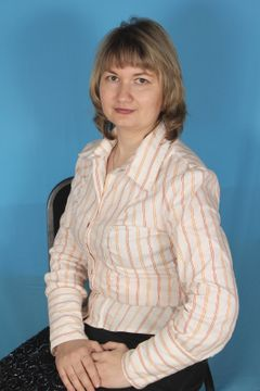 Дударева Галина Сергеевна