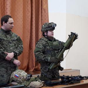 Военно-патриотический месячник