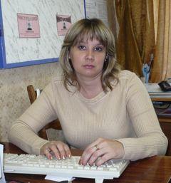 Антонова Ольга Александровна